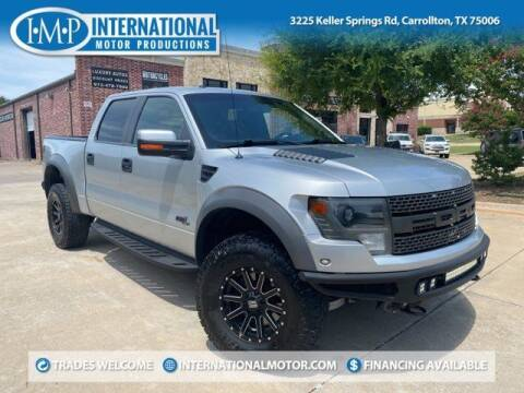 2014 Ford F-150 for sale at International Motor Productions in Carrollton TX