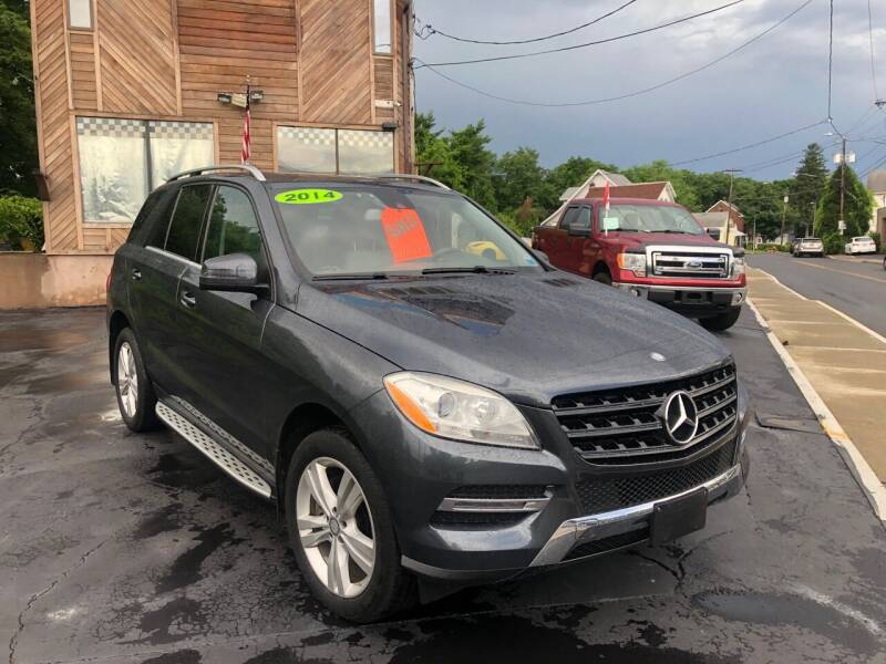 2014 Mercedes-Benz M-Class for sale at The Car Store Inc in Albany NY