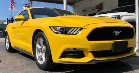 2017 Ford Mustang for sale at Meru Motors in Hollywood FL