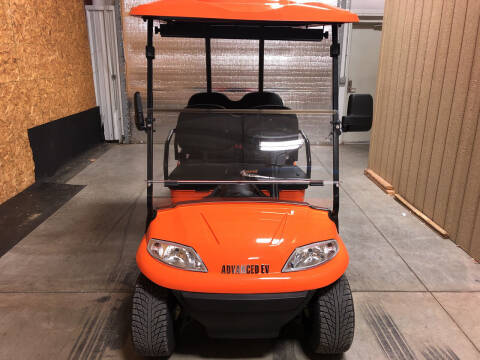 2021 AdvancedEV 4PRFWDFacingNon-Lifted for sale at W V Auto & Powersports Sales in Charleston WV