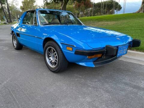 1974 FIAT X1-9 for sale at Classic Car Deals in Cadillac MI