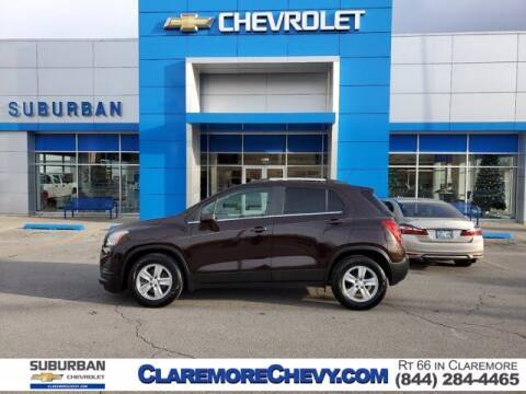 2016 Chevrolet Trax for sale at Suburban Chevrolet in Claremore OK