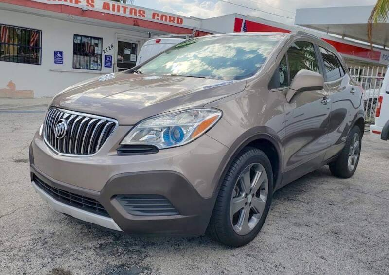 2013 Buick Encore for sale at Barbie's Autos Corp in Miami FL