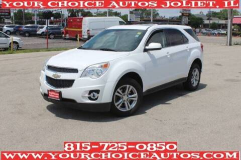 2014 Chevrolet Equinox for sale at Your Choice Autos - Joliet in Joliet IL