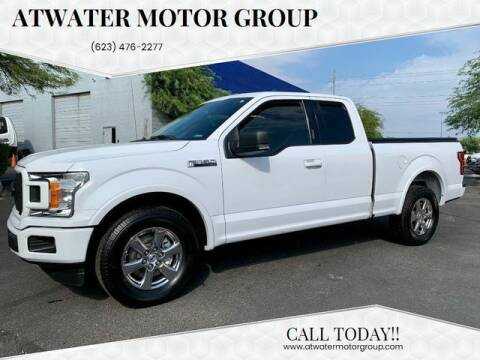 2018 Ford F-150 for sale at Atwater Motor Group in Phoenix AZ