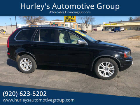 2013 Volvo XC90 for sale at Hurley's Automotive Group in Columbus WI