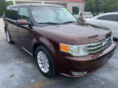 2010 Ford Flex for sale at The Car Connection Inc. in Palm Bay FL