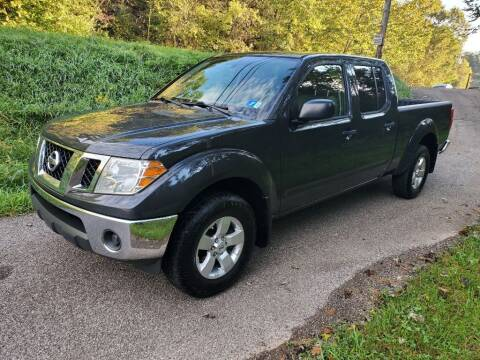 2010 Nissan Frontier for sale at ROUTE 68 PRE-OWNED AUTOS & RV'S LLC in Parkersburg WV