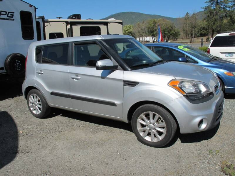 2012 Kia Soul for sale at Oregon RV Outlet LLC - Travel Trailers in Grants Pass OR