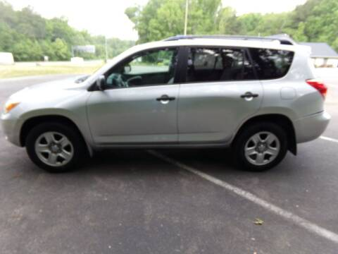 2008 Toyota RAV4 for sale at West End Auto Sales LLC in Richmond VA