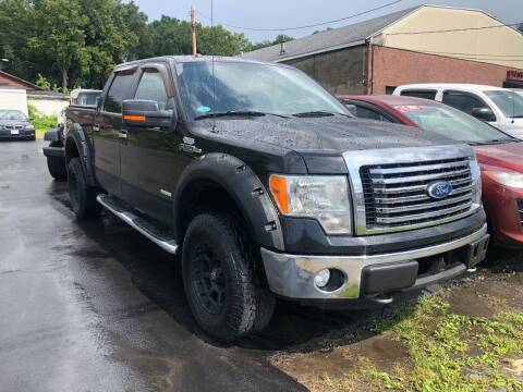 2011 Ford F-150 for sale at JB Auto Sales in Schenectady NY