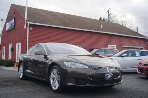 2013 Tesla Model S for sale at HD Auto Sales Corp. in Reading PA