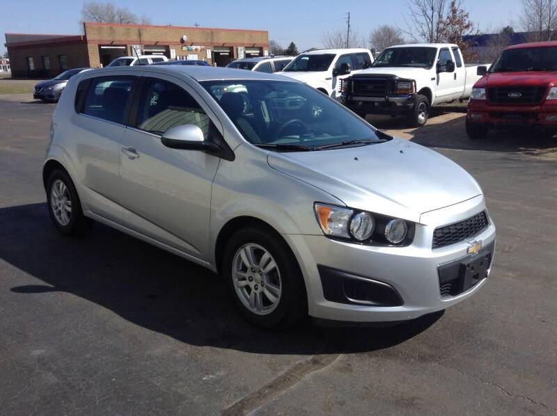 2015 Chevrolet Sonic for sale at Bruns & Sons Auto in Plover WI