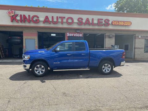 2019 RAM Ram Pickup 1500 for sale at KING AUTO SALES  II in Detroit MI