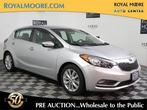 2015 Kia Forte5 for sale at Royal Moore Custom Finance in Hillsboro OR
