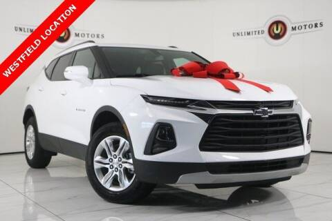 2020 Chevrolet Blazer for sale at INDY'S UNLIMITED MOTORS - UNLIMITED MOTORS in Westfield IN