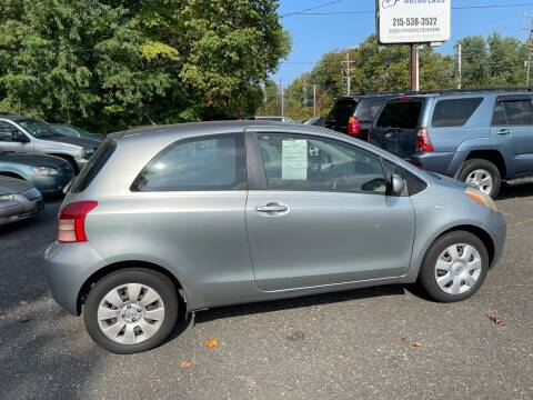 2007 Toyota Yaris for sale at 22nd ST Motors in Quakertown PA
