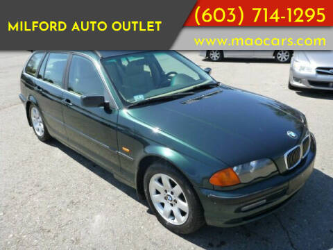 2001 BMW 3 Series for sale at Milford Auto Outlet in Milford NH