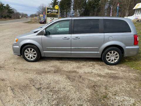 2014 Chrysler Town and Country for sale at Hillside Motor Sales in Coldwater MI