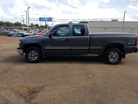 1999 Chevrolet Silverado 1500 for sale at Frontline Auto Sales in Martin TN