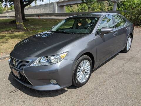 2014 Lexus ES 350 for sale at EXECUTIVE AUTOSPORT in Portland OR