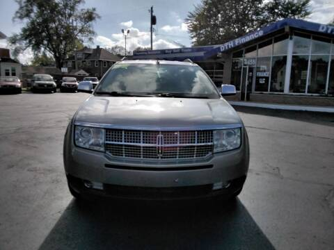 2008 Lincoln MKX for sale at DTH FINANCE LLC in Toledo OH