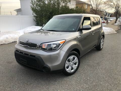 2015 Kia Soul for sale at Giordano Auto Sales in Hasbrouck Heights NJ