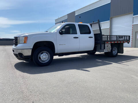 2011 GMC Sierra 3500HD for sale at Truck Buyers in Magrath AB