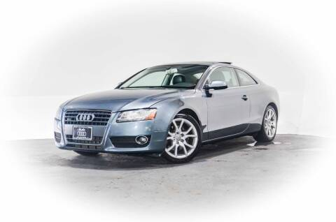 2012 Audi A5 for sale at CarXoom in Marietta GA