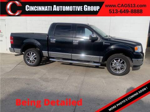 2006 Lincoln Mark LT for sale at Cincinnati Automotive Group in Lebanon OH