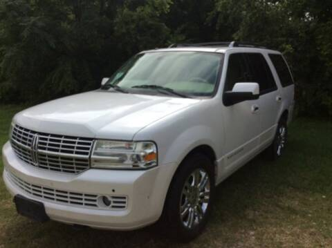 2009 Lincoln Navigator for sale at Allen Motor Co in Dallas TX