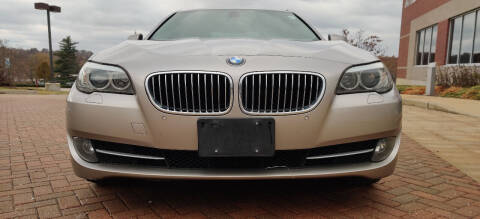 2011 BMW 5 Series for sale at Auto Wholesalers in Saint Louis MO