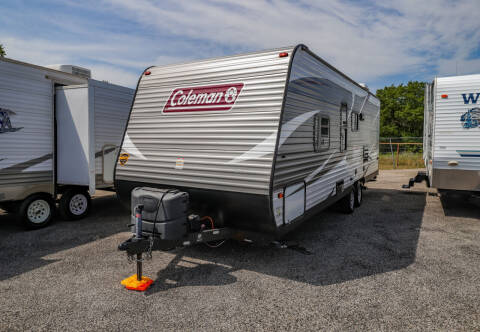 2018 Dutchmen Coleman for sale at Ezrv Finance in Willow Park TX