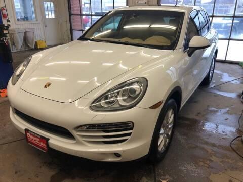 2012 Porsche Cayenne for sale at Delaware Auto Sales in Delaware OH