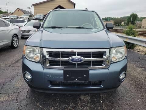 2010 Ford Escape for sale at Discovery Auto Sales in New Lenox IL