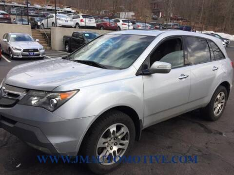 2008 Acura MDX for sale at J & M Automotive in Naugatuck CT