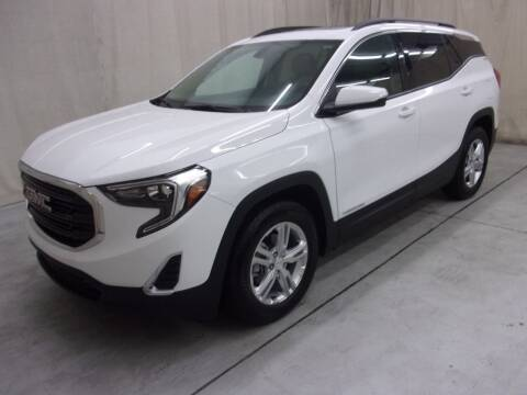 2019 GMC Terrain for sale at Paquet Auto Sales in Madison OH
