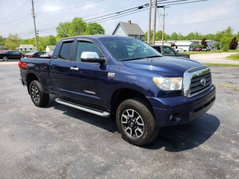 2007 Toyota Tundra for sale at Motorsports Motors LLC in Youngstown OH
