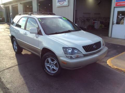 1999 Lexus RX 300 for sale at TRI-STATE AUTO OUTLET CORP in Hokah MN