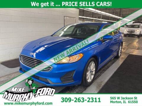 2020 Ford Fusion for sale at Mike Murphy Ford in Morton IL