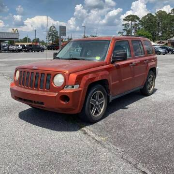2008 Jeep Patriot for sale at CARZ4YOU.com in Robertsdale AL