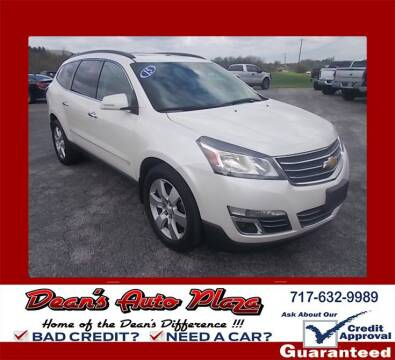 2015 Chevrolet Traverse for sale at Dean's Auto Plaza in Hanover PA