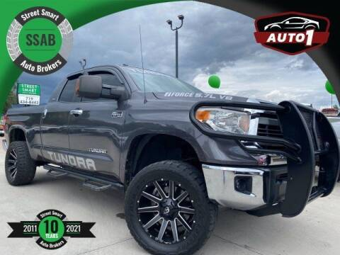 2015 Toyota Tundra for sale at Street Smart Auto Brokers in Colorado Springs CO