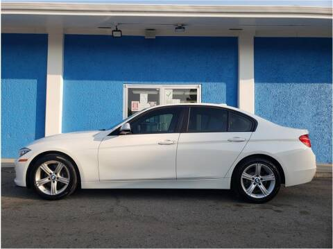 2014 BMW 3 Series for sale at Khodas Cars in Gilroy CA