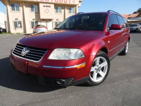 2004 Volkswagen Passat for sale at Best Auto Buy in Las Vegas NV