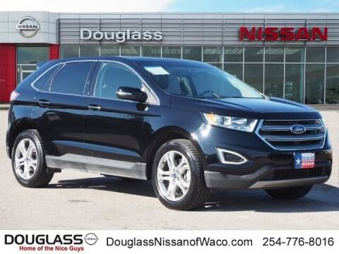 2017 Ford Edge for sale at Douglass Automotive Group in Central Texas TX