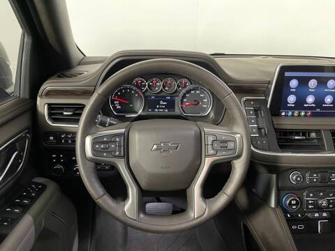 2021 Chevrolet Tahoe for sale at CU Carfinders in Norcross GA