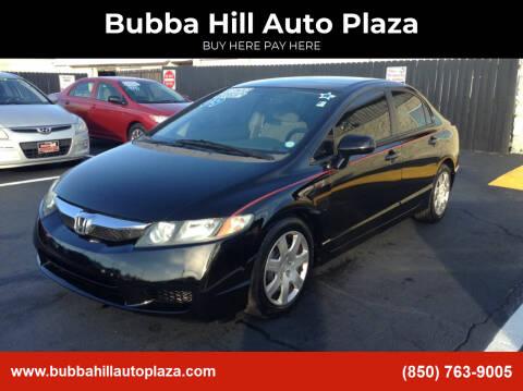 2009 Honda Civic for sale at Bubba Hill Auto Plaza in Panama City FL
