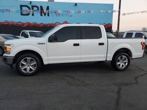 2018 Ford F-150 for sale at DPM Motorcars in Albuquerque NM