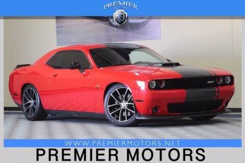 2017 Dodge Challenger for sale at Premier Motors in Hayward CA